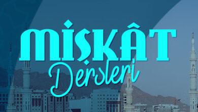 Photo of Mişkât Dersleri